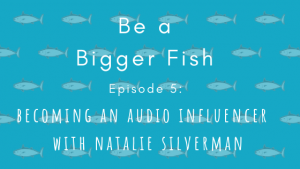 Be a Bigger Fish Title image
