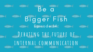 Be a Bigger Fish episode 14 title