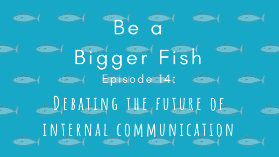 14 Debating the Future of Internal Communication